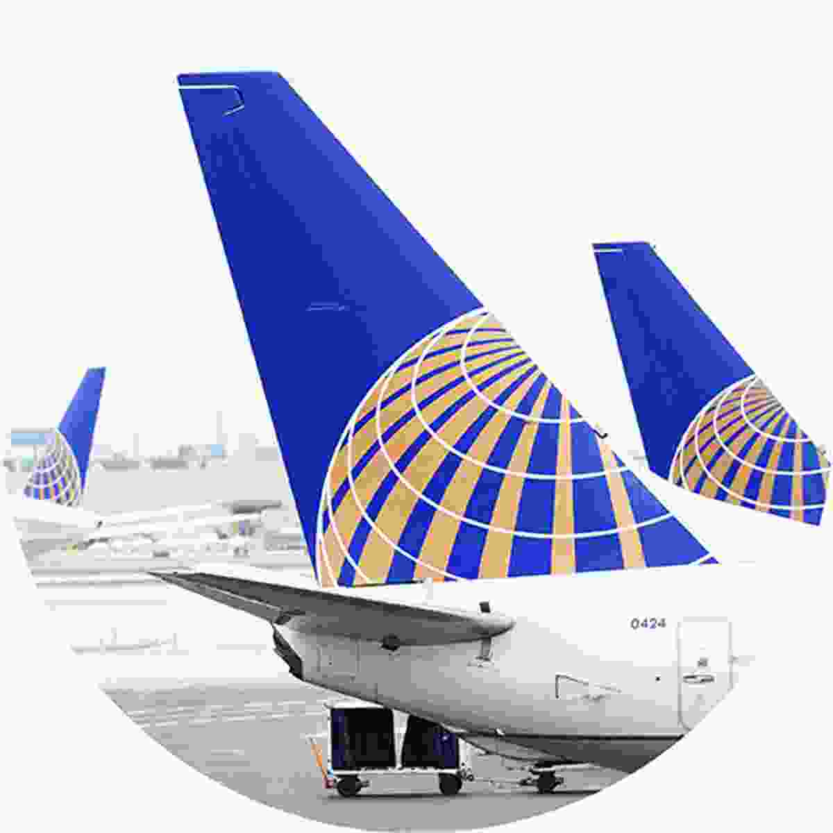 United Airlines. They fly the globe, you know (Shutterstock)