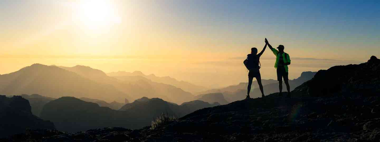Hikers. (Dreamstime)