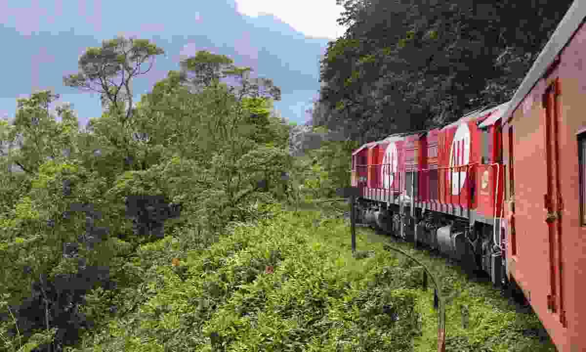 Serra Verde Express (Dreamstime)