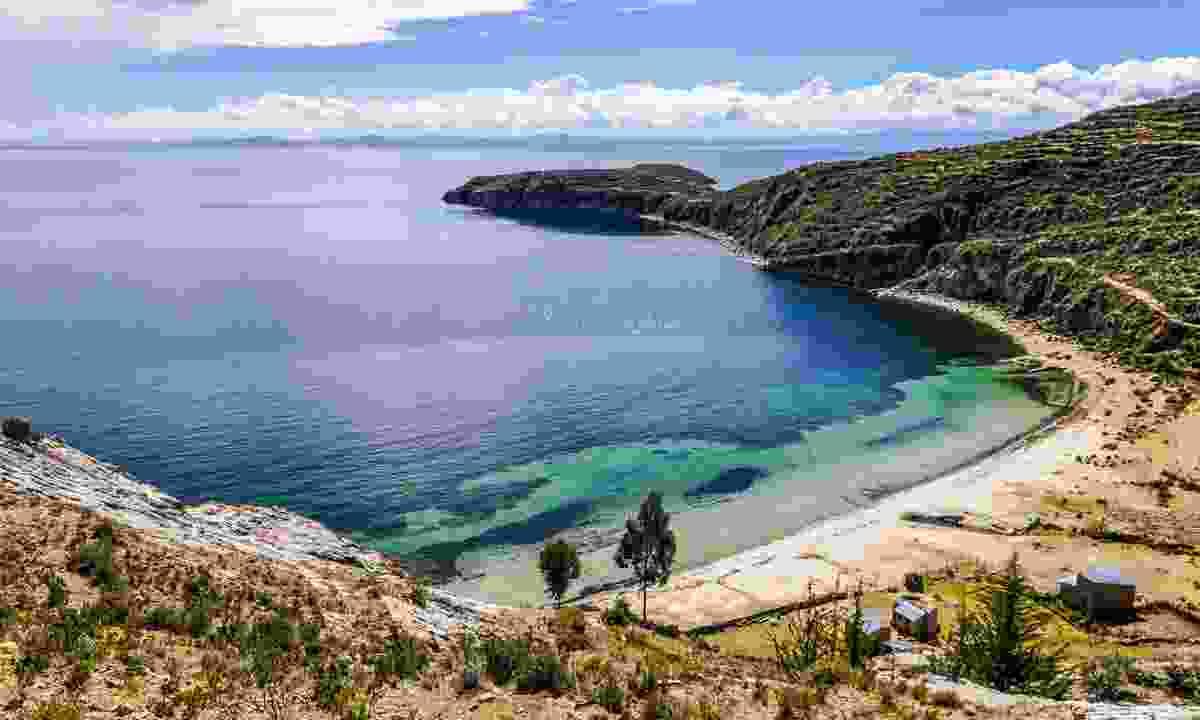 Lake Titicaca (Dreamstime)