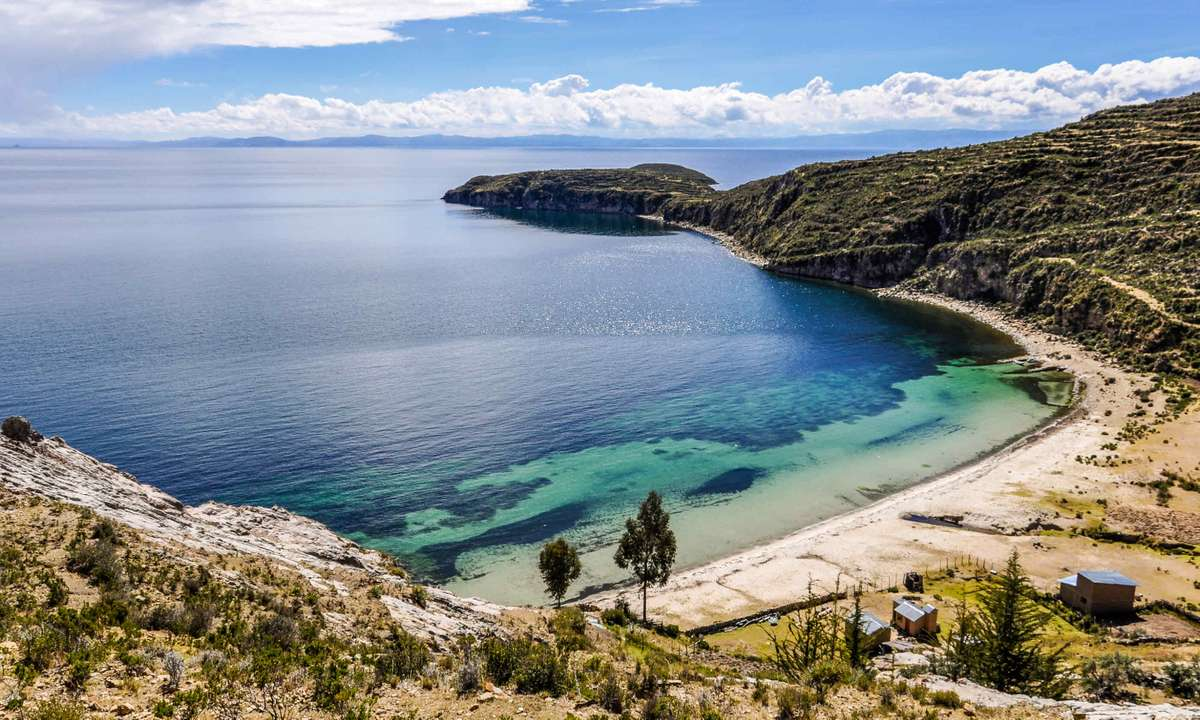 Lake Titicaca (Dreamstime)
