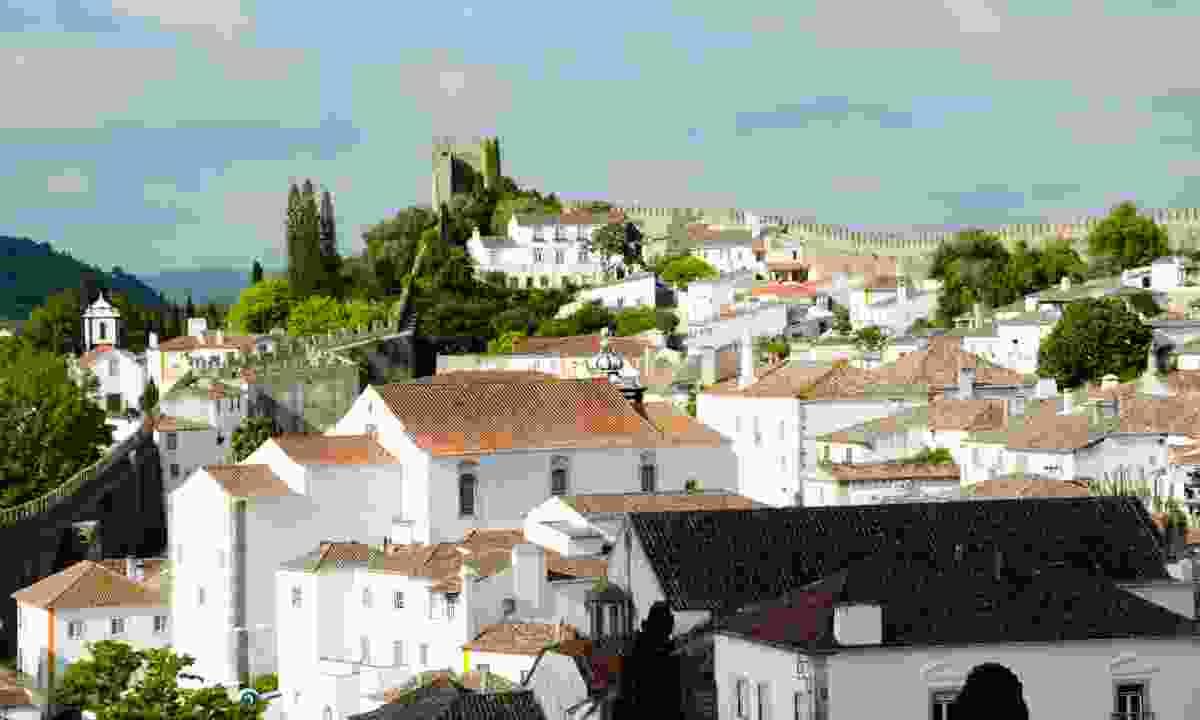 Óbidos, Portugal (Dreamstime)