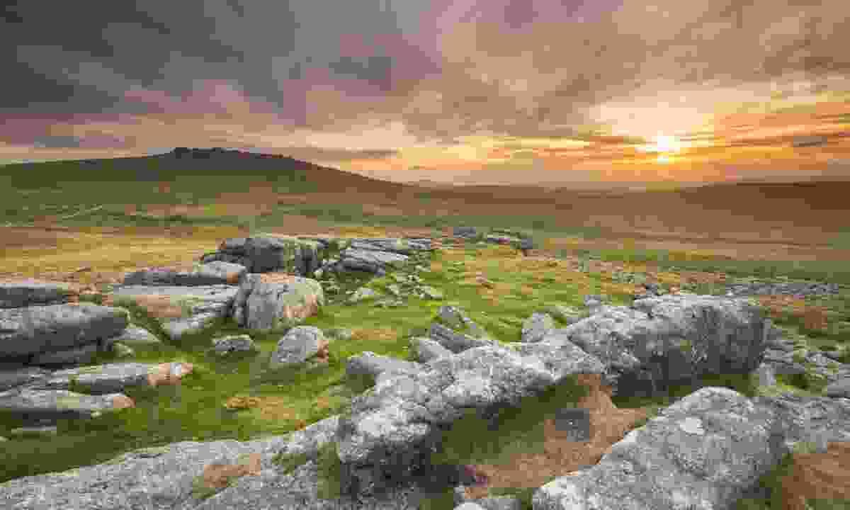 Dartmoor National Park (Dreamstime)