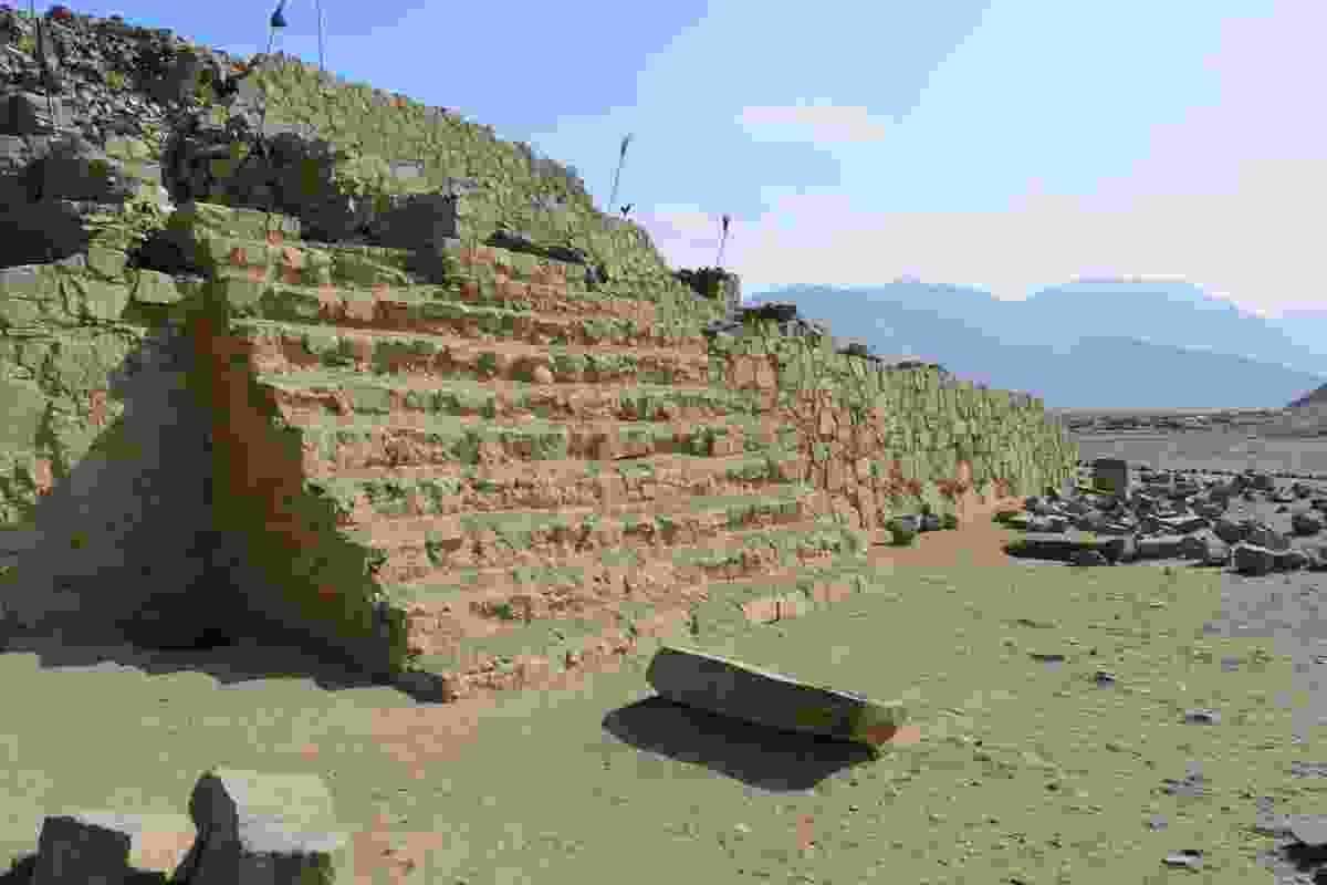 Ruins in Caral-Supe, Peru (Dreamstime)
