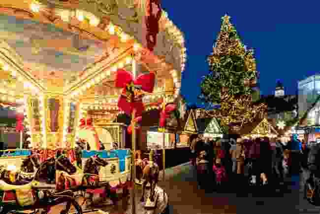 Graz's main Christmas market (Shutterstock)