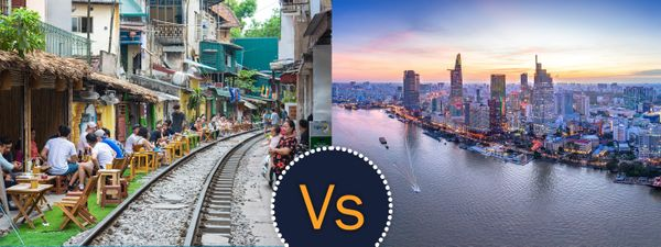 Hanoi vs Ho Chi Minh City: Which City Should You Visit