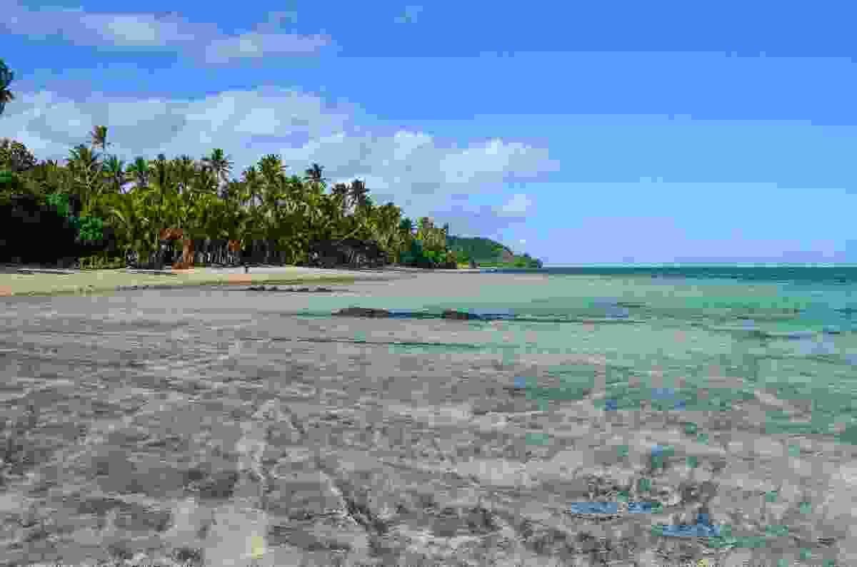 Coral Coast in Viti Levu Island, Fiji (Shuttterstock)