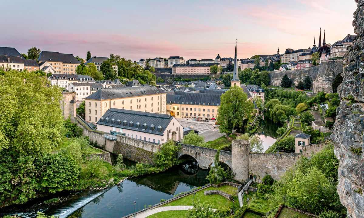 How to Spend a Weekend in Luxembourg