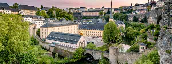 How to spend a weekend in Luxembourg (Christophe Van Biesen)