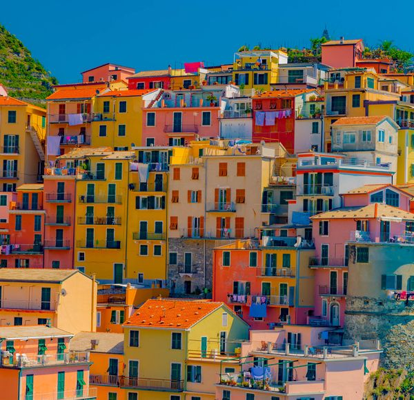 If you like this, try... Sentiero Azzurro in the Cinque Terre, Italy. The Blue Trail between Liguria's five coastal villages is a compact Italian classic.
