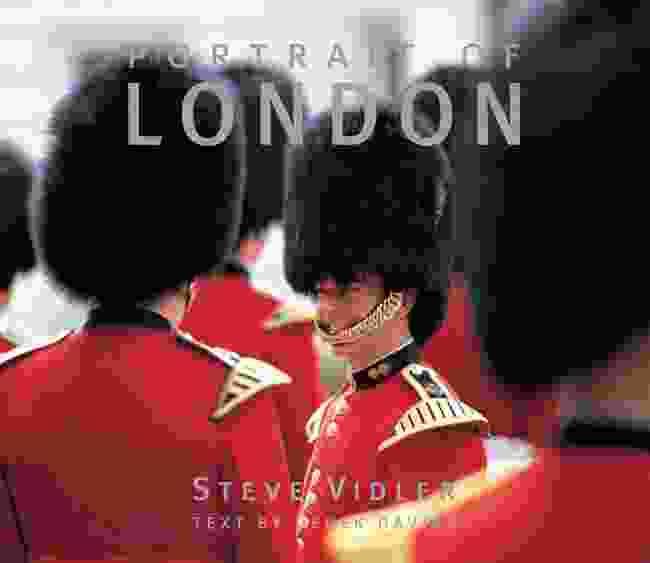 Portrait of London 2nd edition published by Crimson (Steve Vidler)