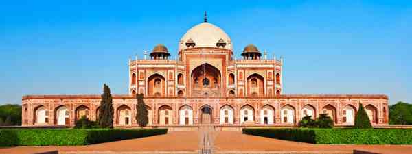 Humayun's Tomb, New Delhi (Shutterstock)