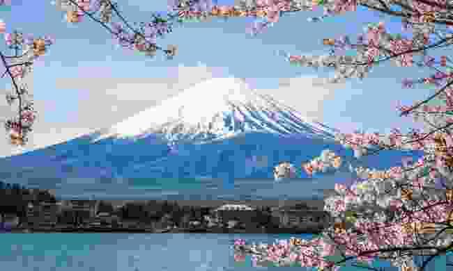 Climb Mount Fuji (Shutterstock)