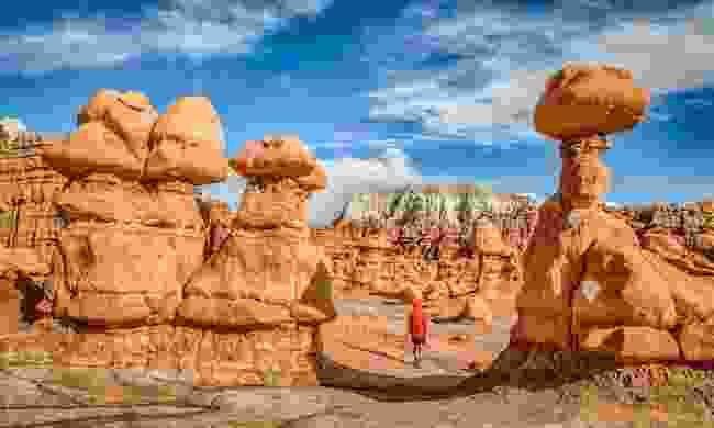 Goblin Valley (Shutterstock)