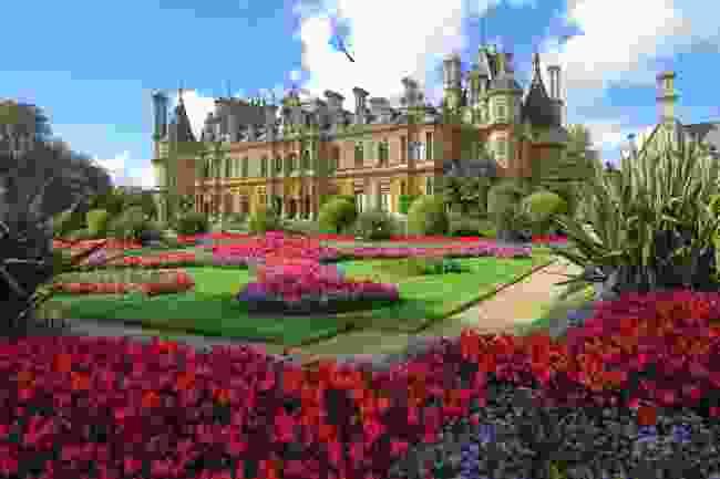 Waddesdon Manor (Shutterstock)