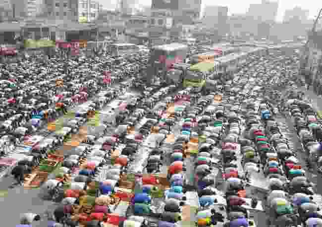 Friday prayer: Tongi, Bangladesh (Md Rafayat Haque Khan)