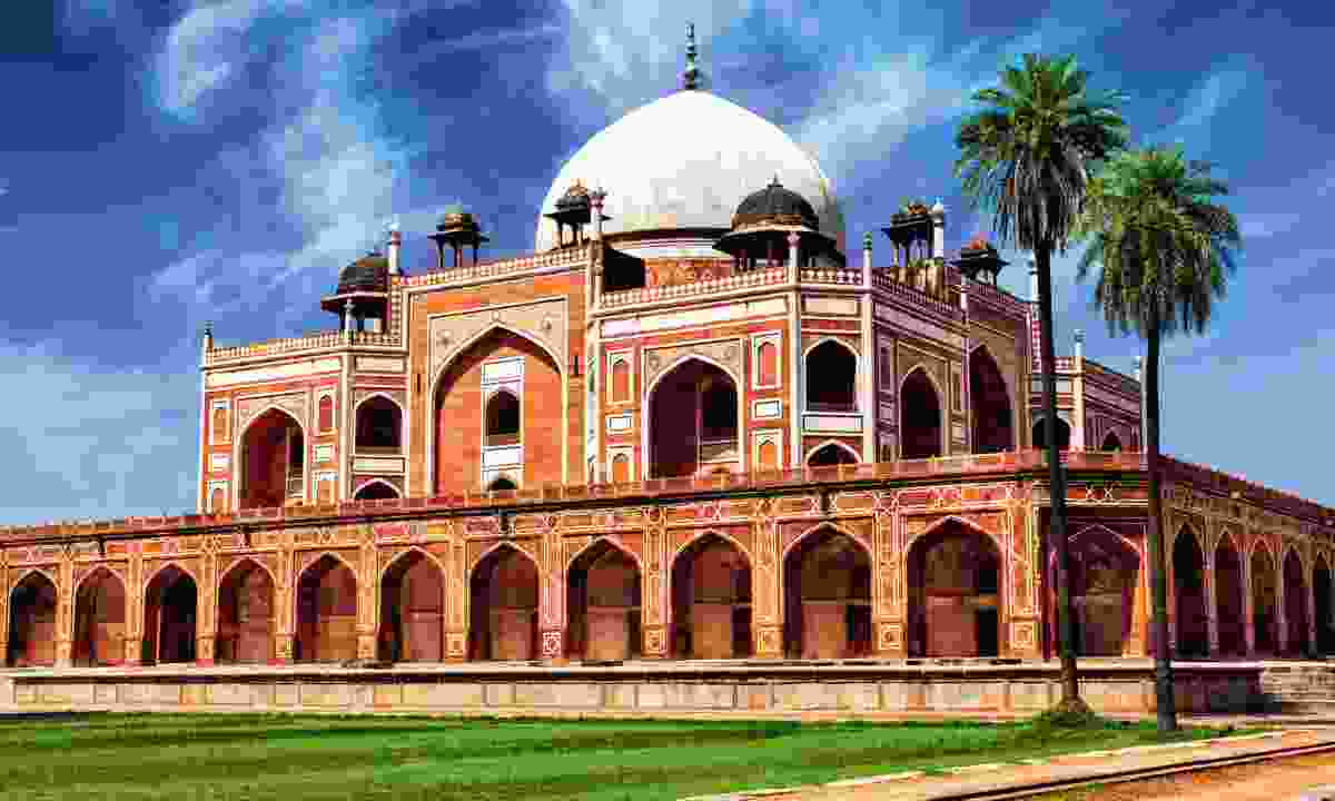 Humayun's Tomb, Delhi, India (Dreamstime)