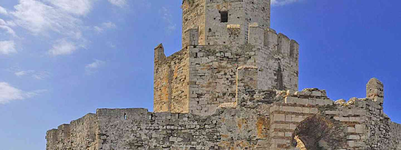 Methoni castle (Region of Peloponnese)