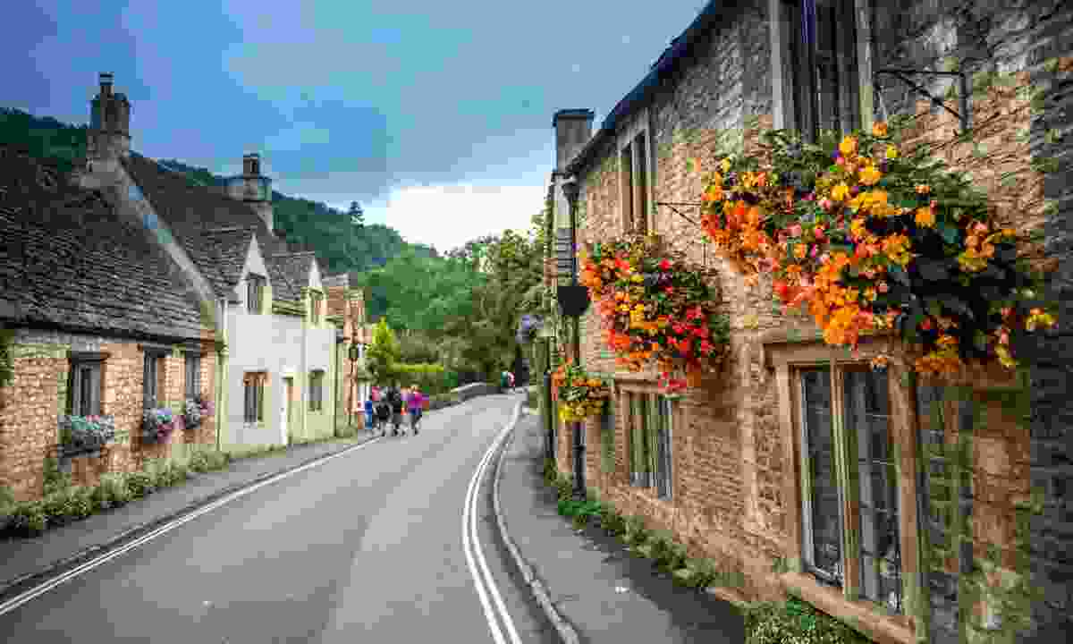 Cotswold village of Castle Combe (Dreamstime)
