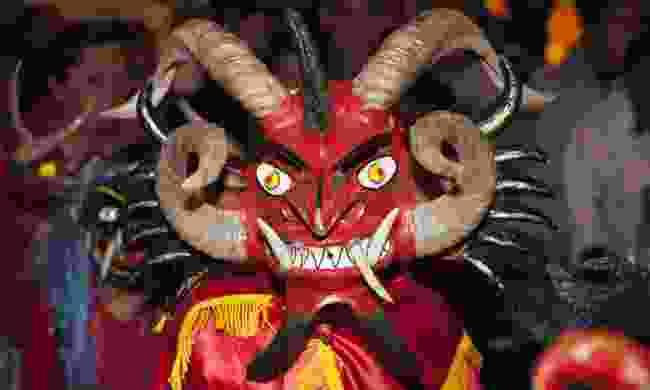 The devil in Puno (Dreamstime)
