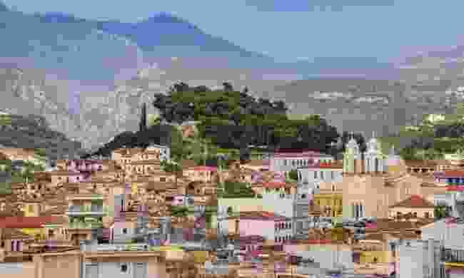 Old town of Kalamata City (Shutterstock)