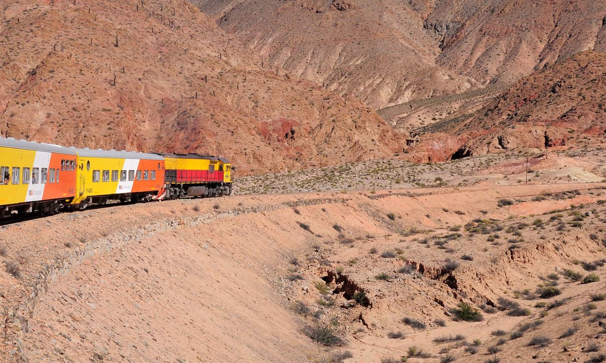 8 unforgettable train journeys across South America | Wanderlust