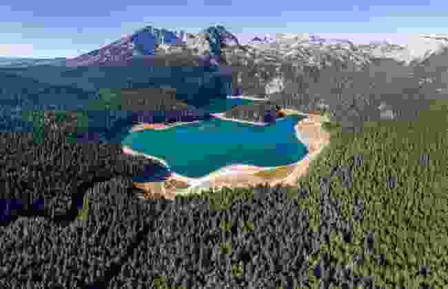 The Black Lake in Durmitor National Park, Montenegro (Shutterstock)