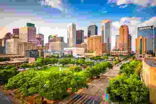 Houston, Texas (Shutterstock)
