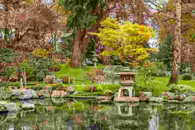 Kyoto Garden, Holland Park, London (Shutterstock)