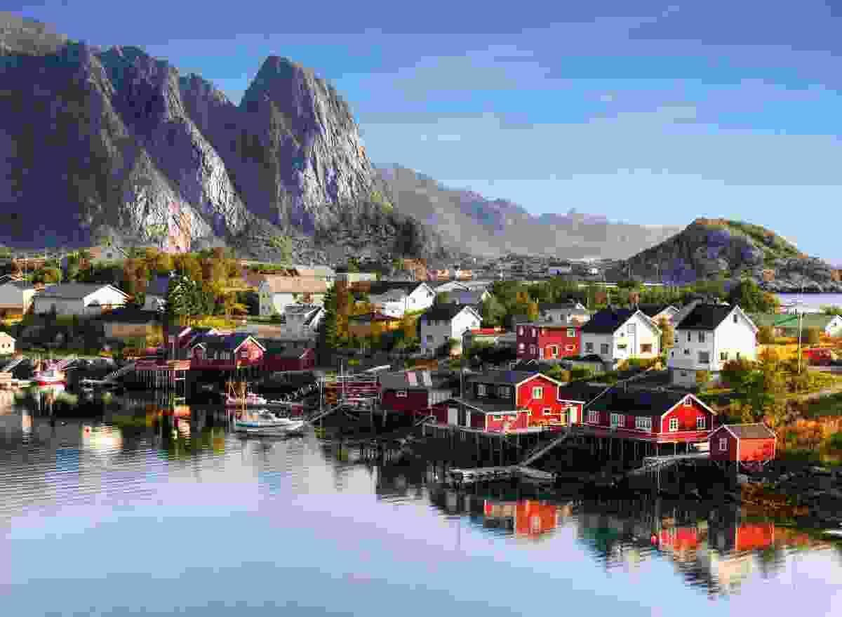 Lofoten islands, Norway (Dreamstime)
