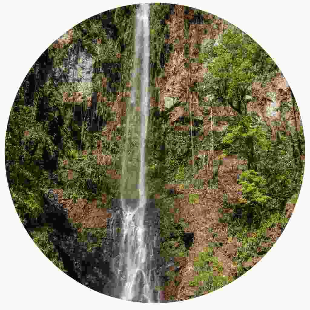 The 45m Middleham Falls