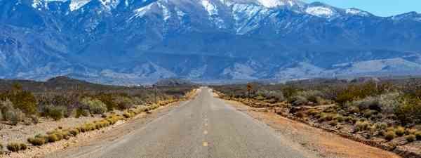 Road trip in New Mexico (Dreamstime)