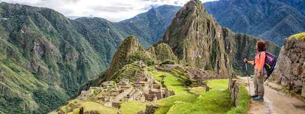 Machu Picchu in Peru is one of the best trips for solo travellers (Shutterstock)