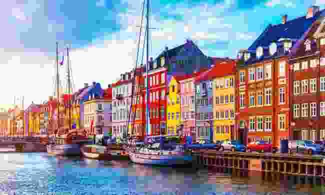Samuel is on lockdown in Copenhagen (Shutterstock)