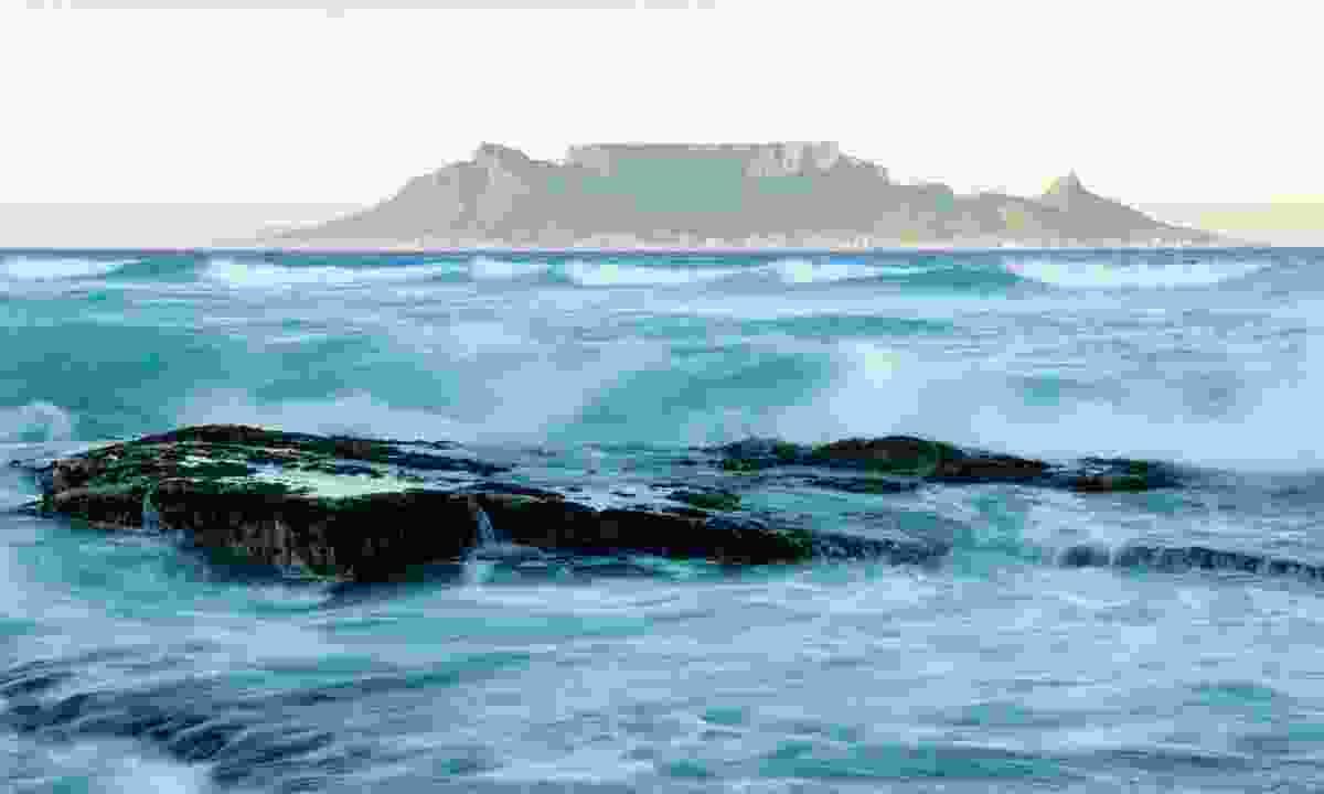 Cape Town coast (Ariadne Van Zandbergen)