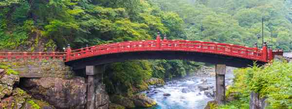 The bridge to Nikko (Dreamstime)