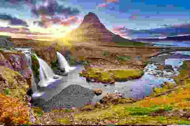 Kirkjufellsfoss (Shutterstock)