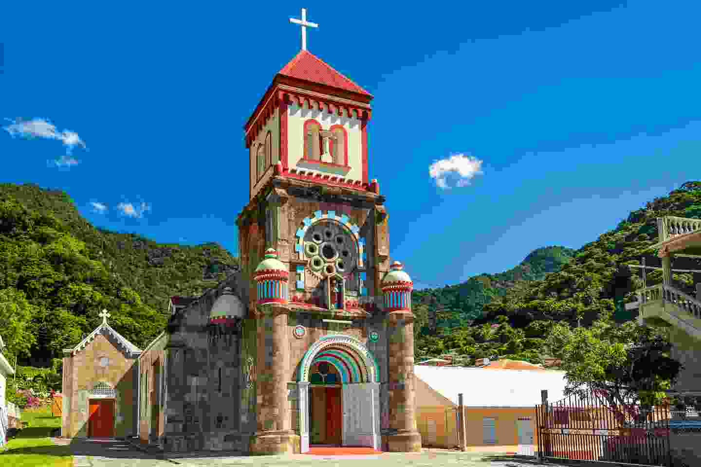 Soufriere Church, Dominica (Shutterstock)