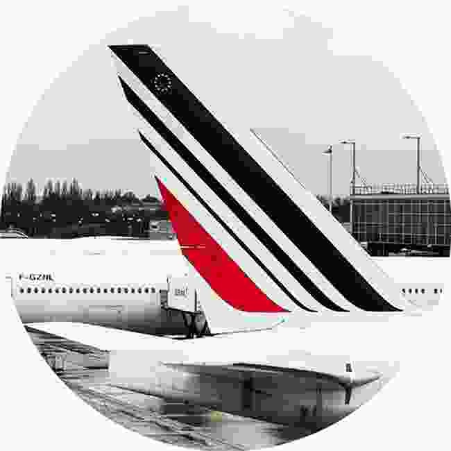 Air France. Simple and effective (Shutterstock)