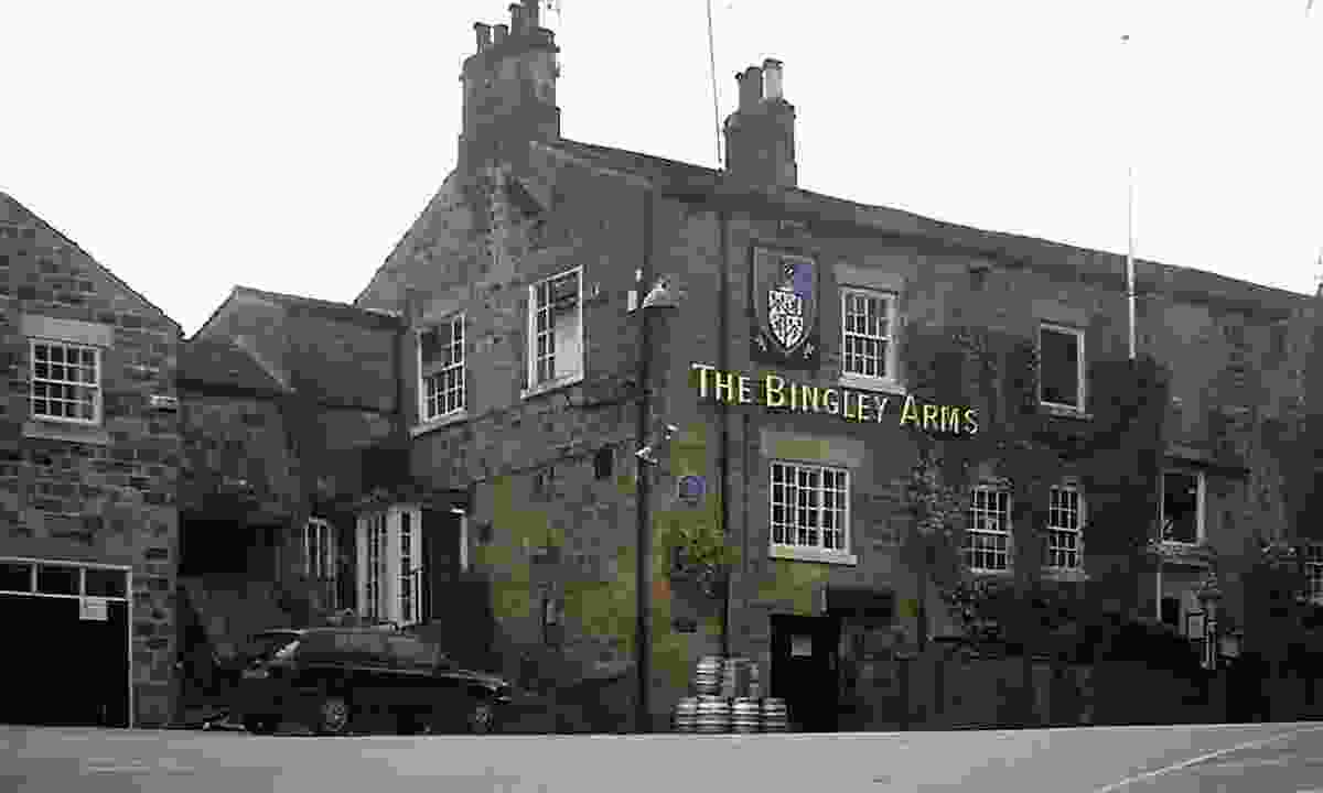 The Bingley Arms (Creative Commons: Mtaylor848 )