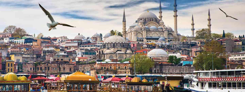 Istanbul (Dreamstime)