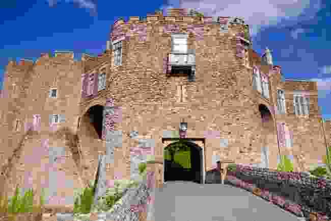 Dover Castle (Shutterstock)
