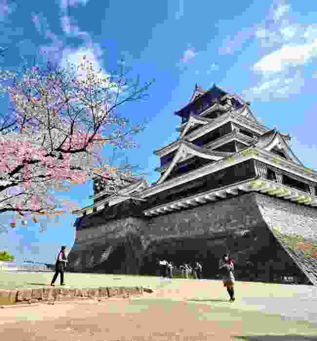 Fukuoka Castle (Shutterstock)