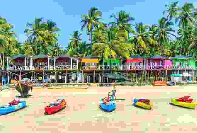Goa, India (Shutterstock)