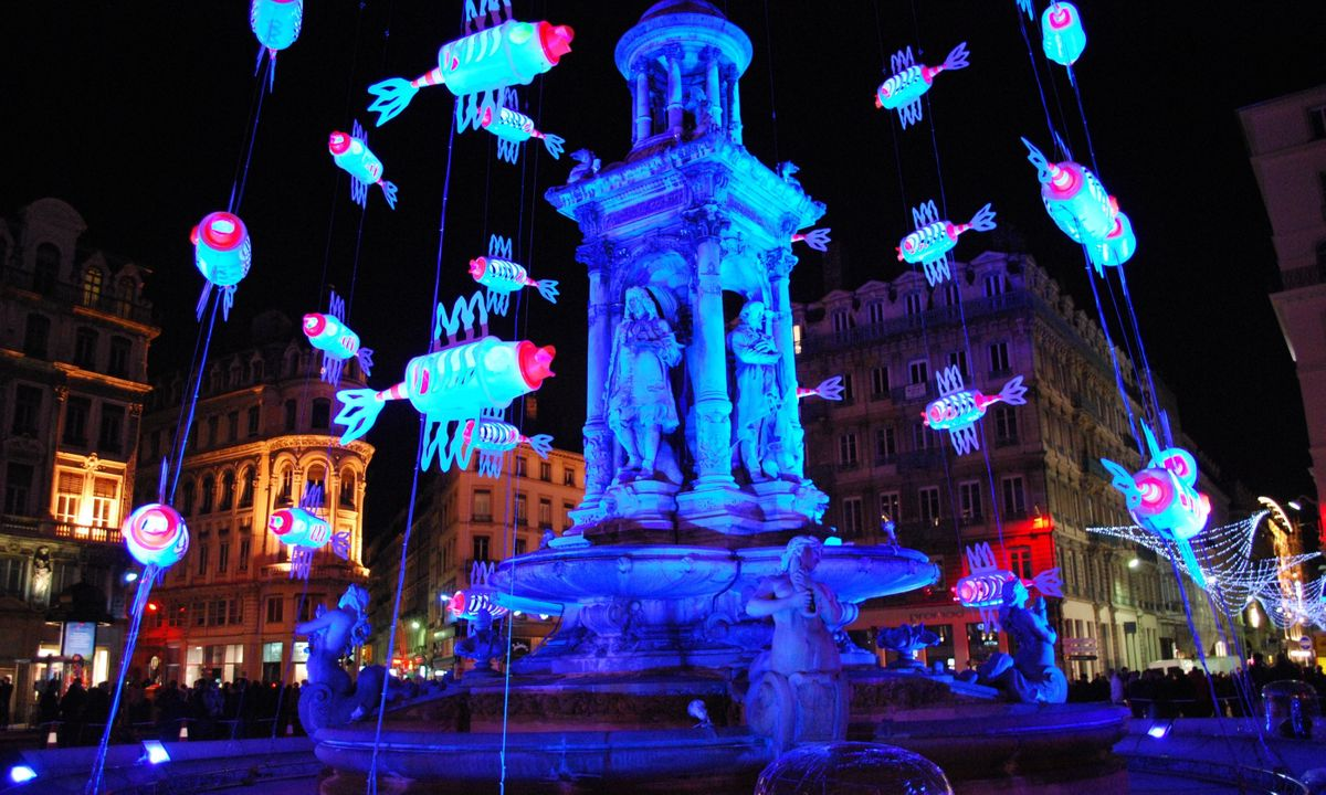 The best light festivals in the world