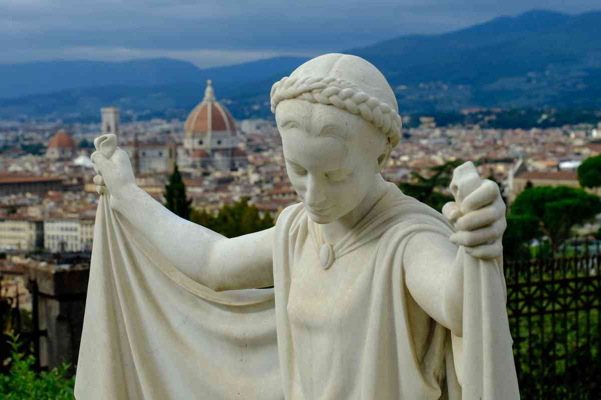 Basilica of San Miniato al Monte (Carolyn Suer)