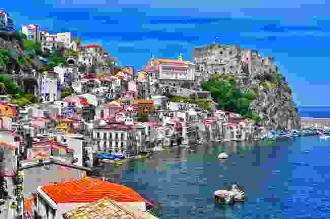 The Calabrian fishing village of Scilla (Shutterstock)