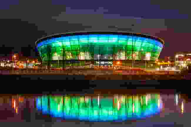 The SSE Hydro, Glasgow (Shutterstock)