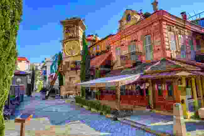 The Old Town of Tbilisi, Georgia (Shutterstock)