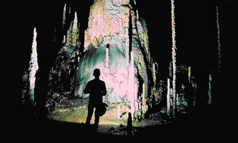 Caving (Arxiu Patronat de Turisme – Diputació de Lleida)